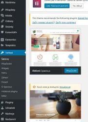 editace webu A5